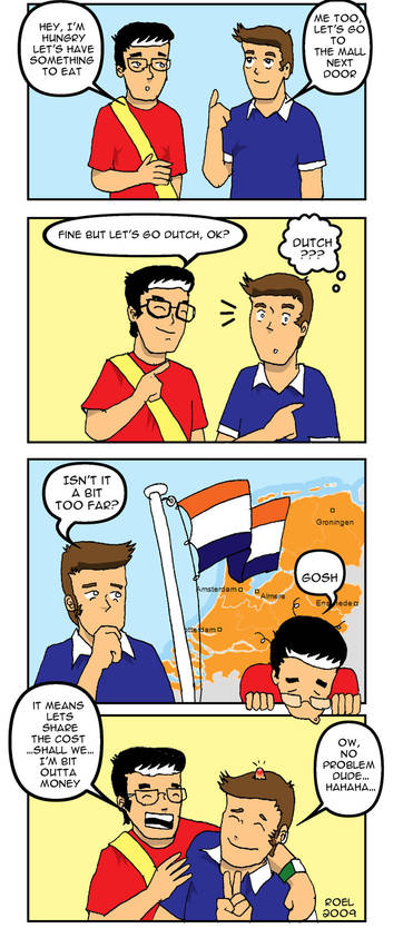 Going Dutch op je vakantie resized